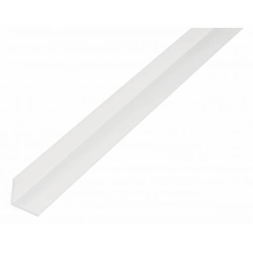 GAH Alberts GAH 2 m Winkelprofil 15 x 15 x 1,2 mm Weiß Kunststoff, Profil-Ecke