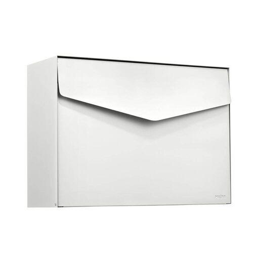 Mefa Renz MEFA Letter 111 Briefkasten extra tief  Briefumschlag-Form  Renz Wandbriefkasten mit Schloss