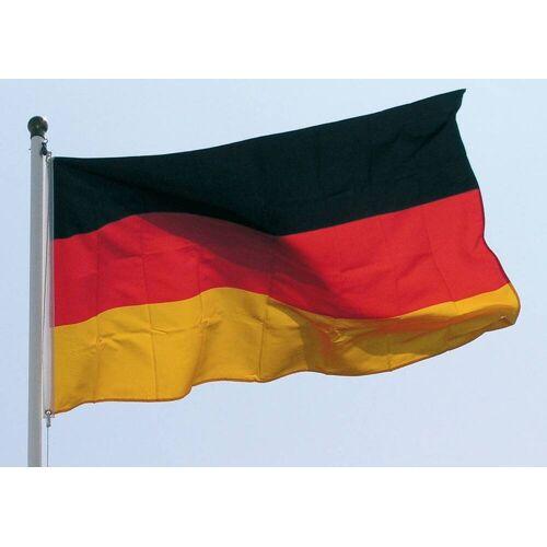 GAH Alberts GAH Deutschland-Fahne 1500 x 900  Schwarz Rot Gold mit 2 Ösen