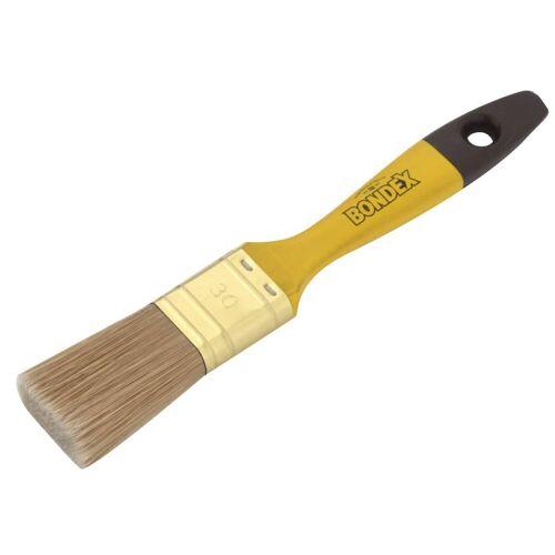 BONDEX Flachpinsel 30 mm, für lösemittelhaltige Lasuren