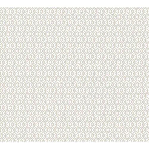 Esprit Home Vliestapete Esprit 13 Grau-Weiß-Metallic, 358194 Tapete