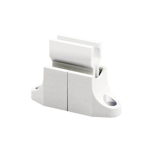 Schellenberg Kurbelhalter für Rolladen-Kurbelstange, höhenverstellbar, weiß