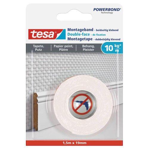 tesa SE tesa® Montageband Tapete & Putz  2 Längen