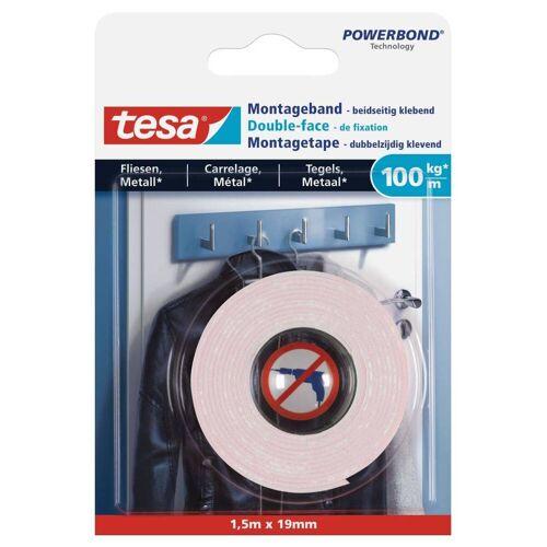tesa SE tesa® Montageband Fliesen & Metall  Ultrastark  2 Längen