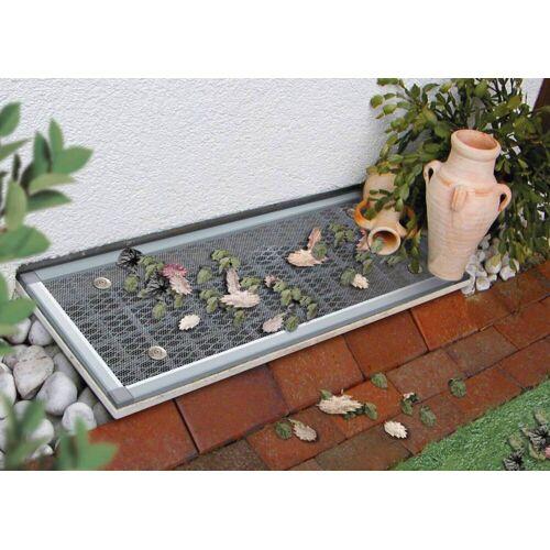 Schellenberg Lichtschacht Fiberglasgewebe, 50 x 125 cm  Lichtschacht-Insektenschutz