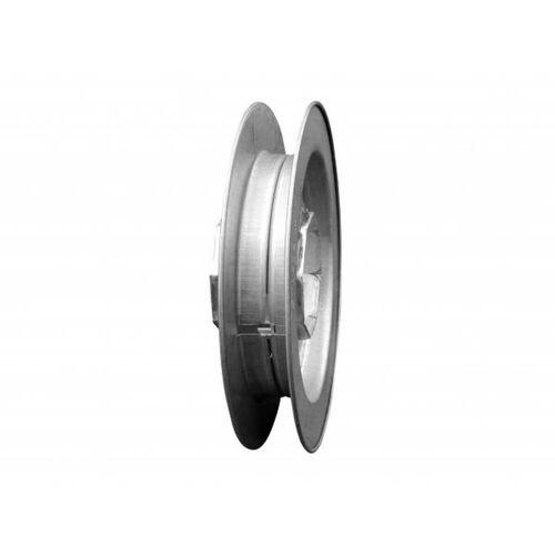 Schellenberg Gurtscheibe MAXI  18 cm  Metall  ohne Walzenhalterung