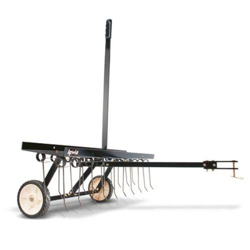 MTD Products MTD Anhänger Rasenkamm  Rasenlüfter für Rasentraktoren, 102 cm Arbeitsbreite