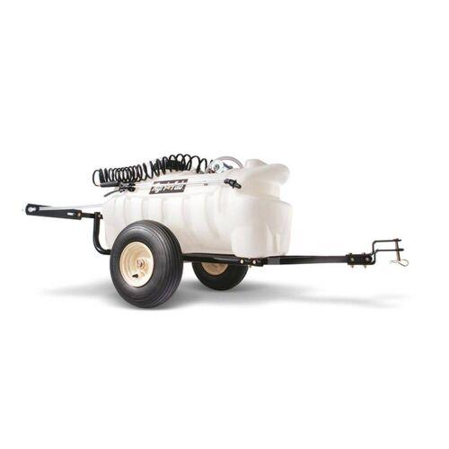 MTD Products MTD Sprühanhänger für Rasentraktoren, 95 l, Aufsitzmäher-Anhänger