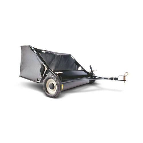 MTD Products MTD Anhänger Rasenkehrmaschine für Rasentraktoren, Laubkehrmaschine, 107 cm Arbeitsbreite