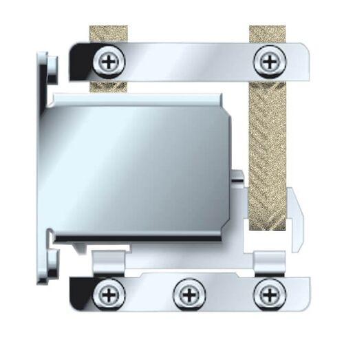 Schellenberg 16002 Rollladen-Hochschiebesicherung  1 Paar  Einbruchschutz