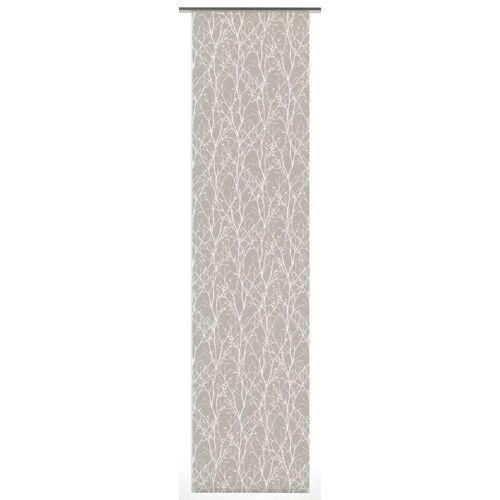 Gardinia Flächenvorhang Stoff waschbar, transparent, blickdicht, lichtdurchlässig