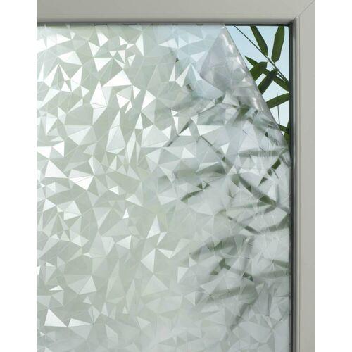 Gardinia Fensterfolie Graphic 50, semitransparent, selbsthaftend, zuschneidbar, lichtdurchlässig