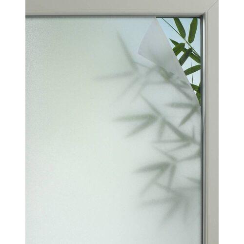 Gardinia Fensterfolie Privacy 50, semitransparent, selbsthaftend, zuschneidbar, lichtdurchlässig