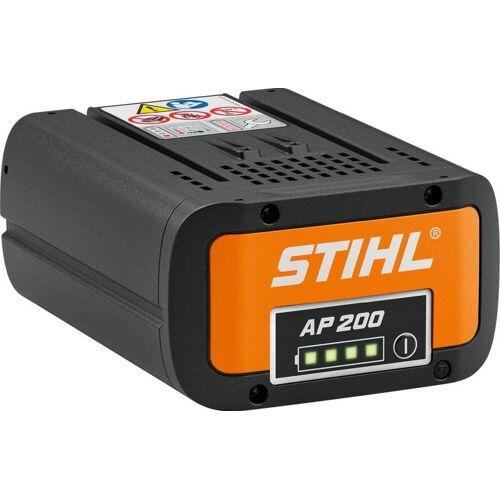 Stihl Akku AP200, Kompatibel mit Stihl Akkusystem AP, Leistungsstarker Li-Ionen-Akku, 187 Wh