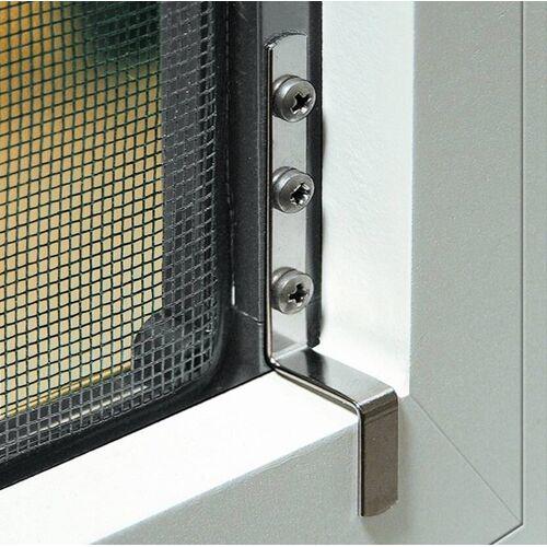 Schellenberg Einhänge-Federn für Insektenschutzfenster + Insektenschutztür NEU