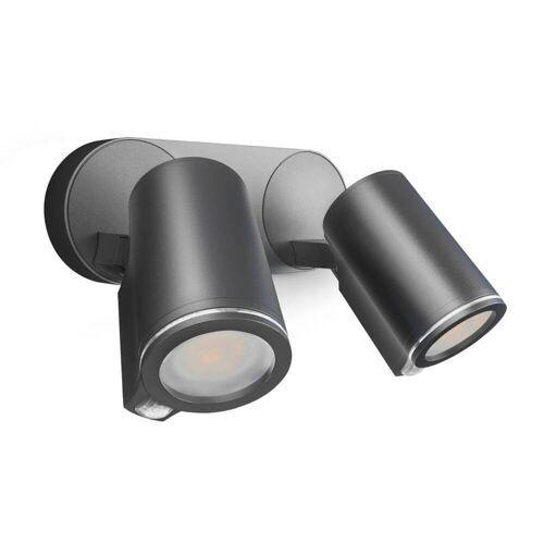 Steinel LED-Wandspot DUO, 15 W, 90°, Bewegungsmelder, Reichweite 10 m