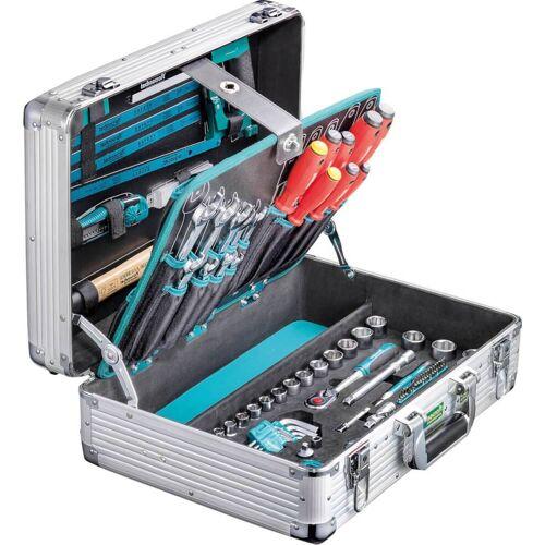 technocraft Professional Werkzeugkoffer Pro Box 127, 127-teilig, Werkzeugkasten