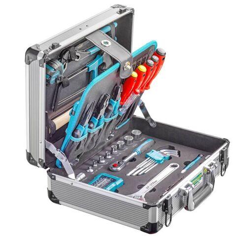 technocraft Professional Werkzeugkoffer Pro Compact 106, 106-teilig, Werkzeugkasten