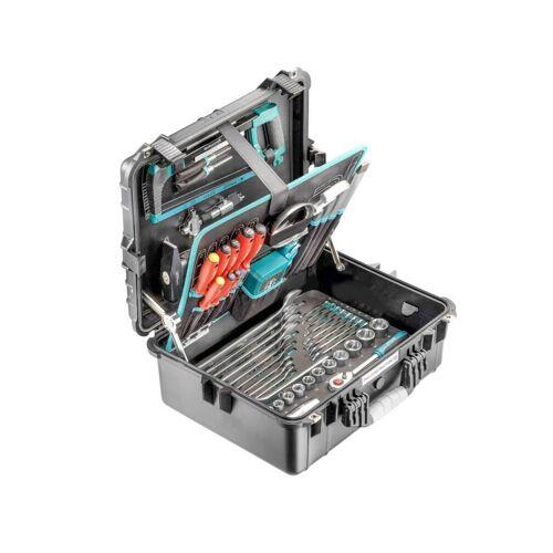 technocraft Professional Werkzeugkoffer Pro Construction 152, 152-teilig, IP65, Werkzeugkasten
