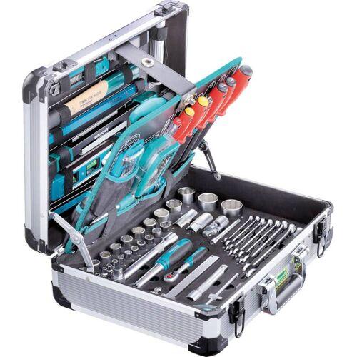 technocraft Professional Werkzeugkoffer Pro Case 5, 139-teilig, Werkzeugkasten