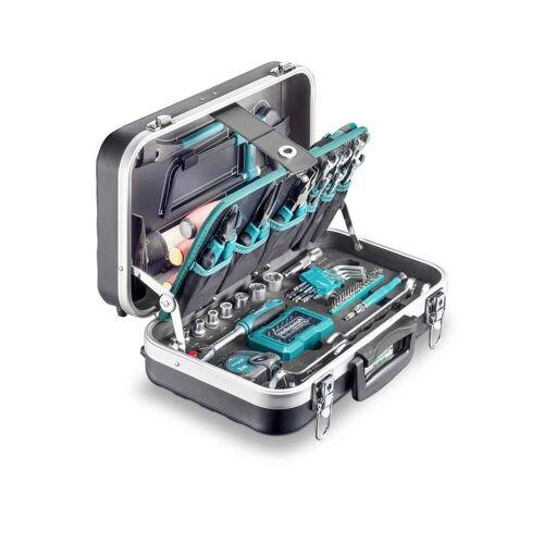 technocraft Professional Werkzeugkoffer Pro Mini 109, 109-teilig, ABS Koffer, Werkzeugkasten