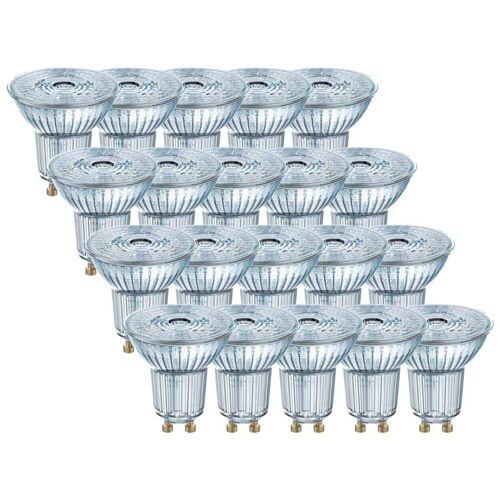 OSRAM GmbH Osram 20er Pack LED BASE PAR16 2,6W = 35W GU10 Strahler 230 lm 36° 2700 K Warmweiß