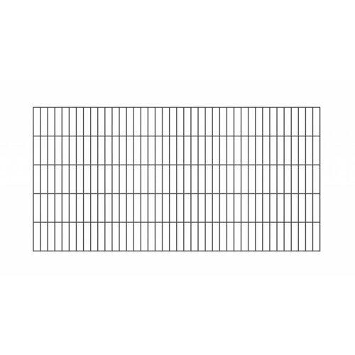 GAH Alberts GAH Doppelstab-Gittermatte  Für Zaunhöhe 80 - 200 cm  3 Farben