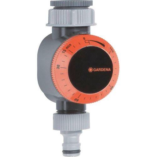 Gardena Bewässerungsuhr, Bewässerungsdauer 5 - 120 min, max 12 bar, automatische Bewässerung