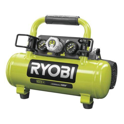 RYOBI R18AC-0 18 V  Akku-Kompressor  Groß und Leistungsstark