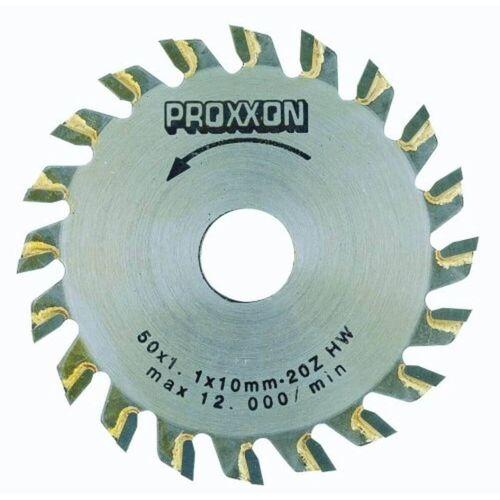 Proxxon GmbH Proxxon Kreissägeblatt, hartmetallbestückt, Ø 50 mm, 20 Zähne