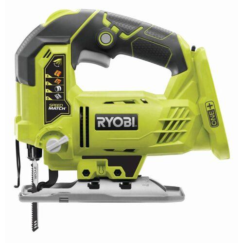 Ryobi Akku-Stichsäge ONE+ 18 V ohne Akku  Ladegerät R18JS-0