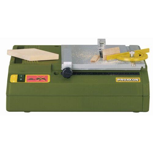 Proxxon GmbH Proxxon Tischkreissäge KS 230 für Modellbau mit AC-Motor, Kreissäge für Holz, NE-Metall und Kunststo