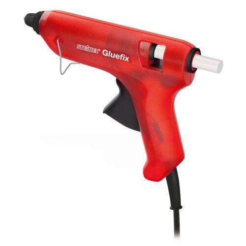Steinel Heißklebepistole Gluefix, rot, inkl 2 Klebesticks Ø 11 mm, 200°C