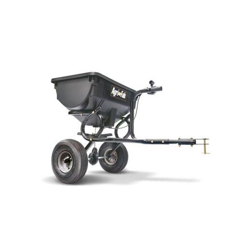 MTD Products MTD Anhängestreuer für Rasentraktoren, klein, 39 kg Fassungsvermögen, Streuwagen für Aufsitzmäher