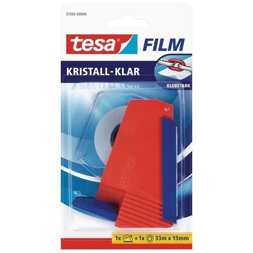 tesa SE tesafilm® Haushaltsabroller + tesafilm® kristall-klar