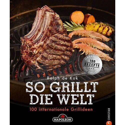 Napoleon Gourmet Grills Napoleon Grillbuch - So grillt die Welt
