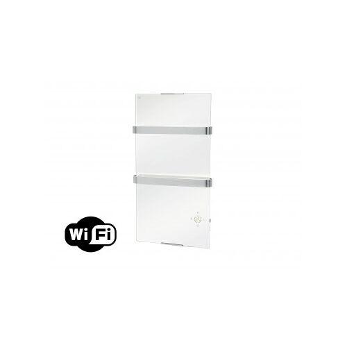 Elektrisch Beheizte Handtuchglasscheibe Mit Thermostat Und App Wifi-regler
