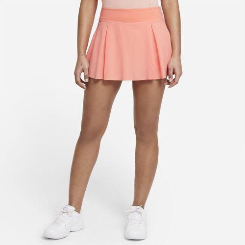 Nike Club Skirt kurzer Tennisrock für Damen - Pink M Female