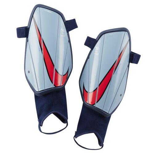 Nike Charge Fußball-Schienbeinschoner - Blau, L