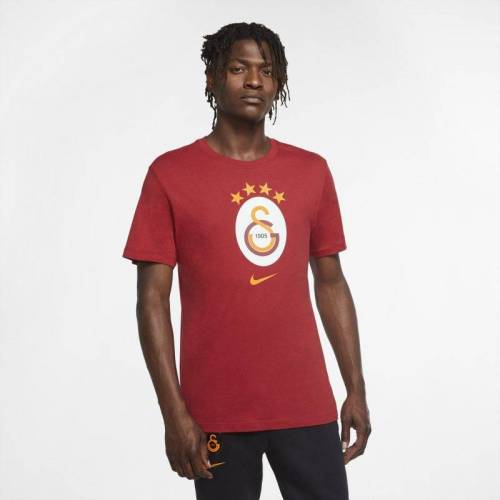 Nike Galatasaray Herren-T-Shirt - Rot S Male