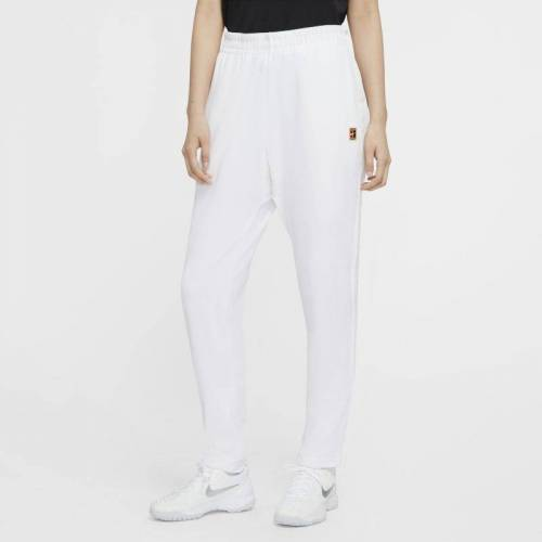 NikeCourt Tennishose - Weiß L Male