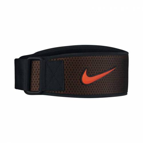 Nike Intensity Herren-Trainingsgürtel - Schwarz XL Male