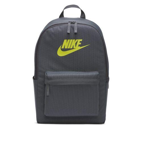 Nike Heritage 2.0 Rucksack - Grau, ONE SIZE