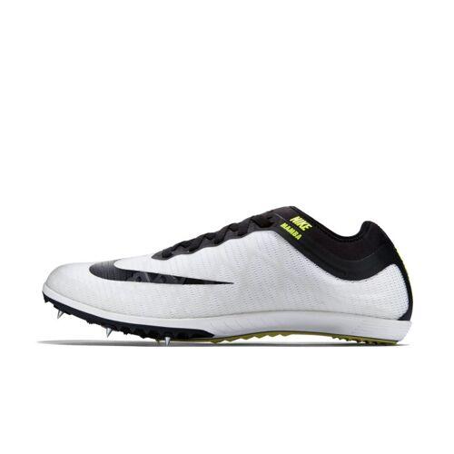 Nike Zoom Mamba 3 Unisex-Langstreckenlaufschuh - Weiß 44 Unisex