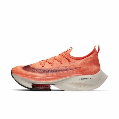 Nike Air Zoom Alphafly NEXT% Herren-Laufschuh für Wettkämpfe - Pink 47 Male