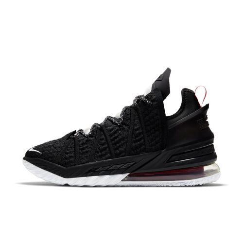 Nike LeBron 18 Basketballschuh - Schwarz 45 Unisex