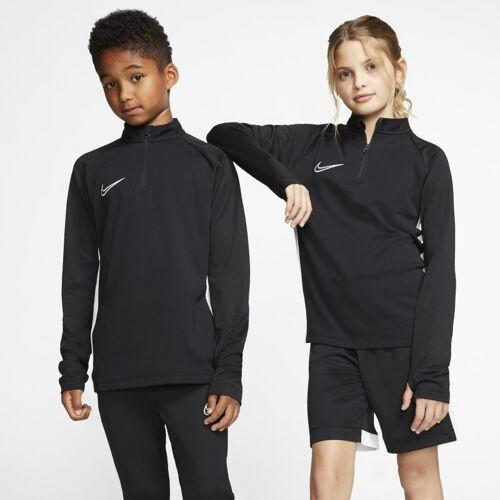 Nike Dri-FIT Academy Fußball-Trainingsoberteil für ältere Kinder - Schwarz, XL