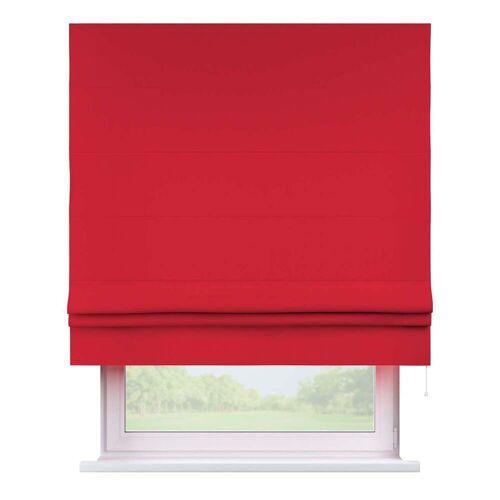 Dekoria Raffrollo Padva rot Modell: 80 × 170 cm