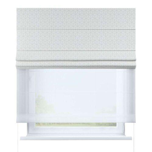Dekoria Raffrollo Duo weiß Modell: 130 × 170 cm