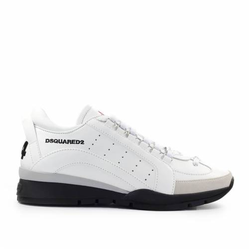 DSQUARED2 551 WEISS SNEAKER Weiß 44